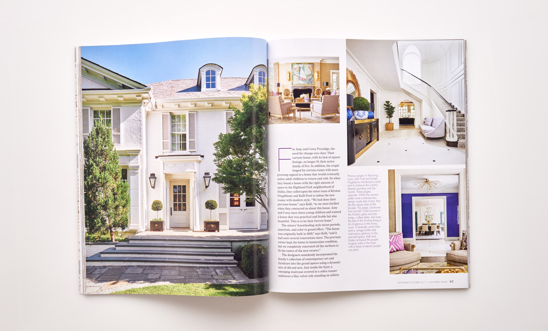 Stephen Karlisch Southern Home Livable Luxury Exterior