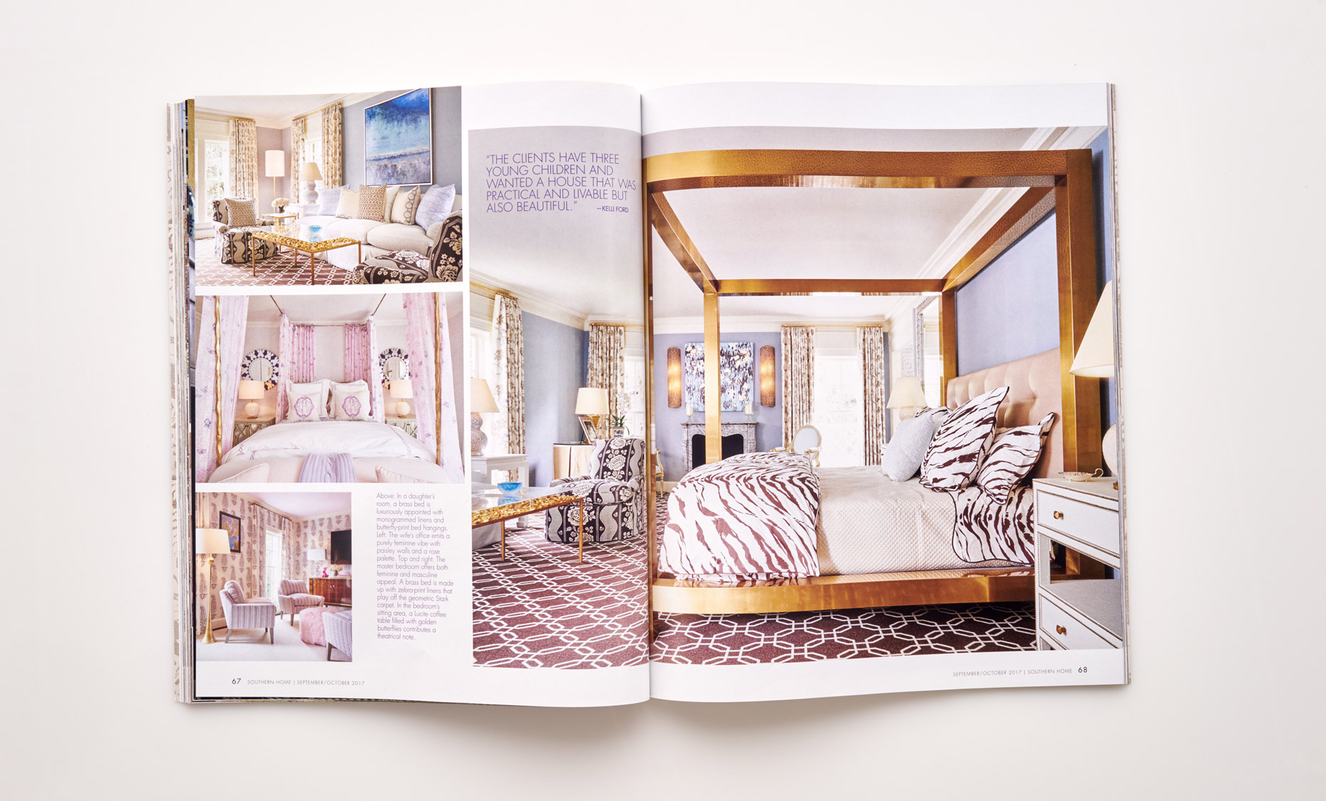 Stephen Karlisch Southern Home Livable Luxury Bedroom