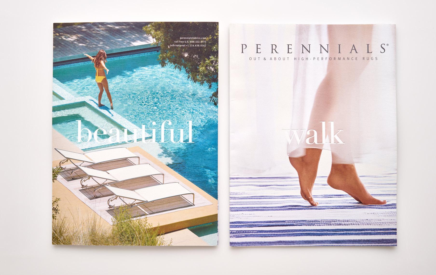 Stephen Karlisch Perennials Rugs Promotional Cover