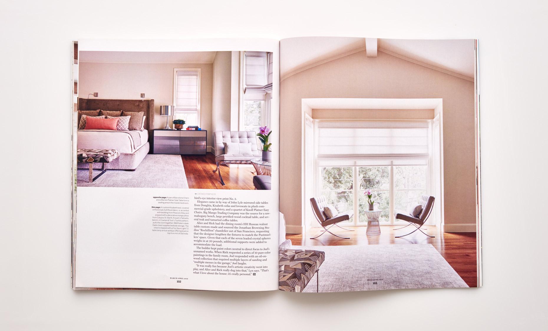 Stephen Karlisch D Home Artist In Master Bedroom