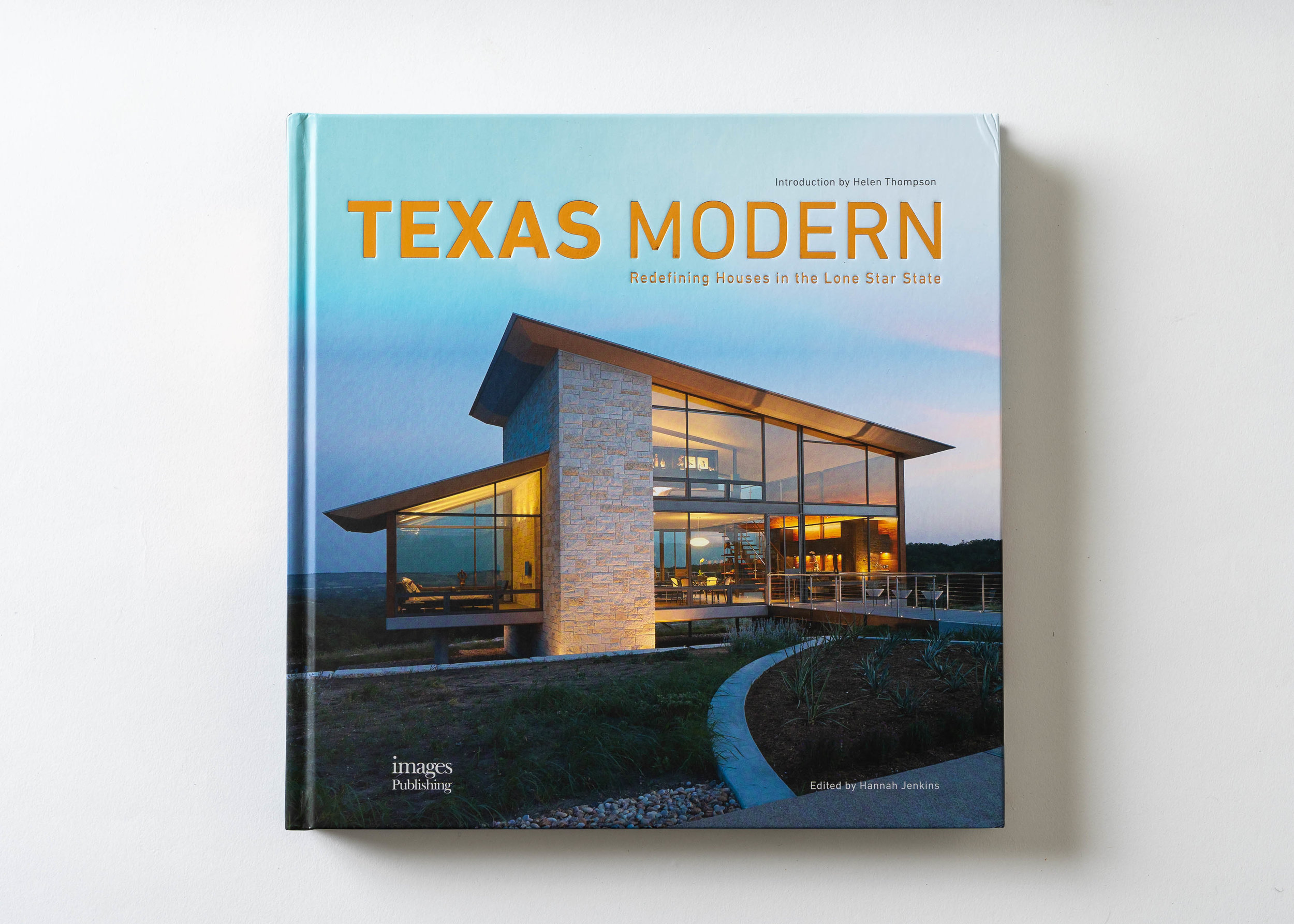 Stephen Karlisch Texas Modern Book Cover
