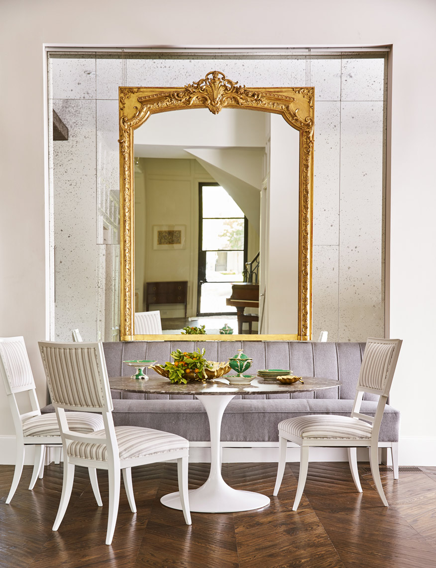 Stephen Karlisch Southlake Project Breakfast Nook