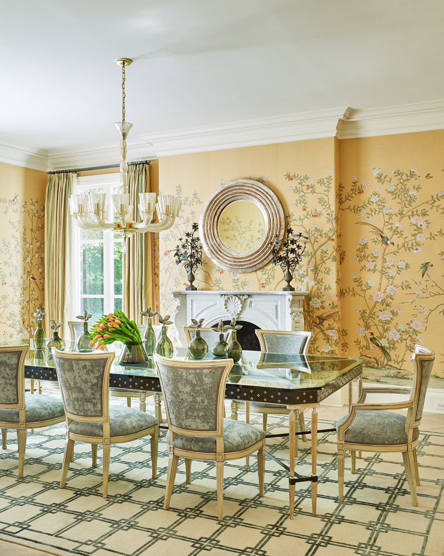 Stephen Karlisch Straight Lane Dining Room