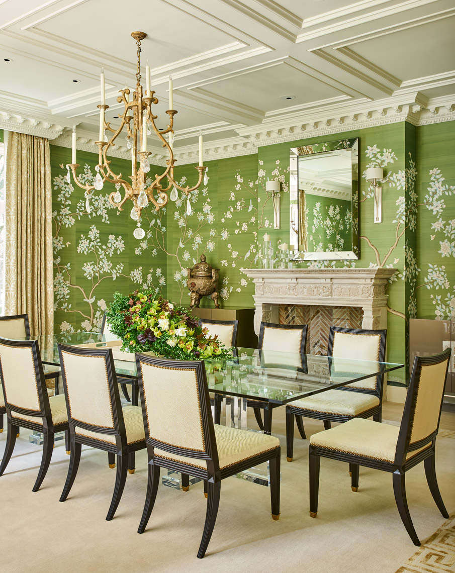 Stephen Karlisch Park Lane Dining Room