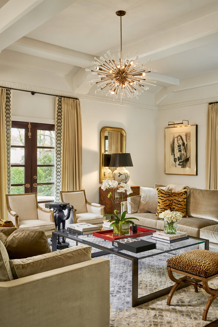 Stephen Karlisch San Antonio Family Room