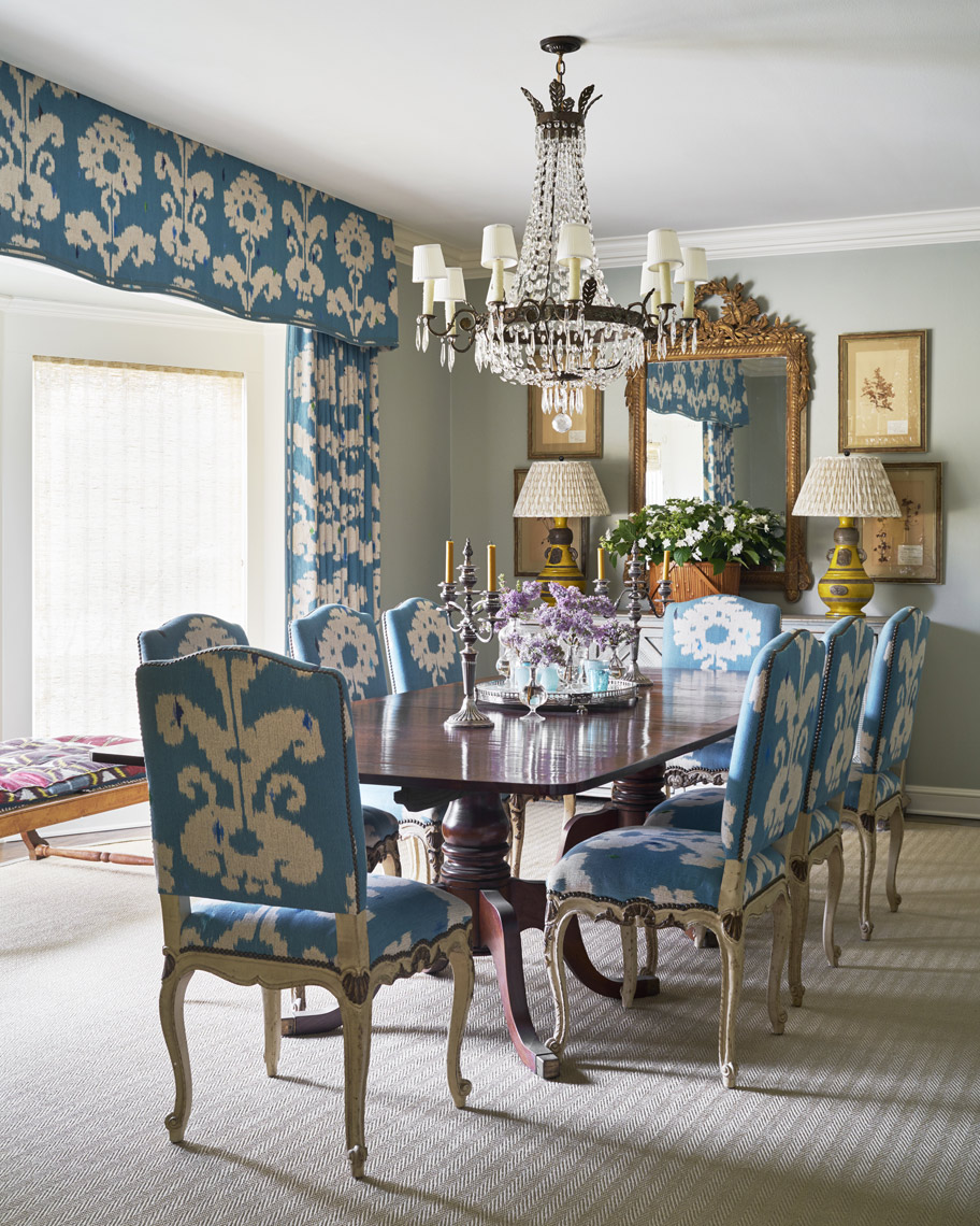 Stephen Karlisch B Magazine Project Dining Room