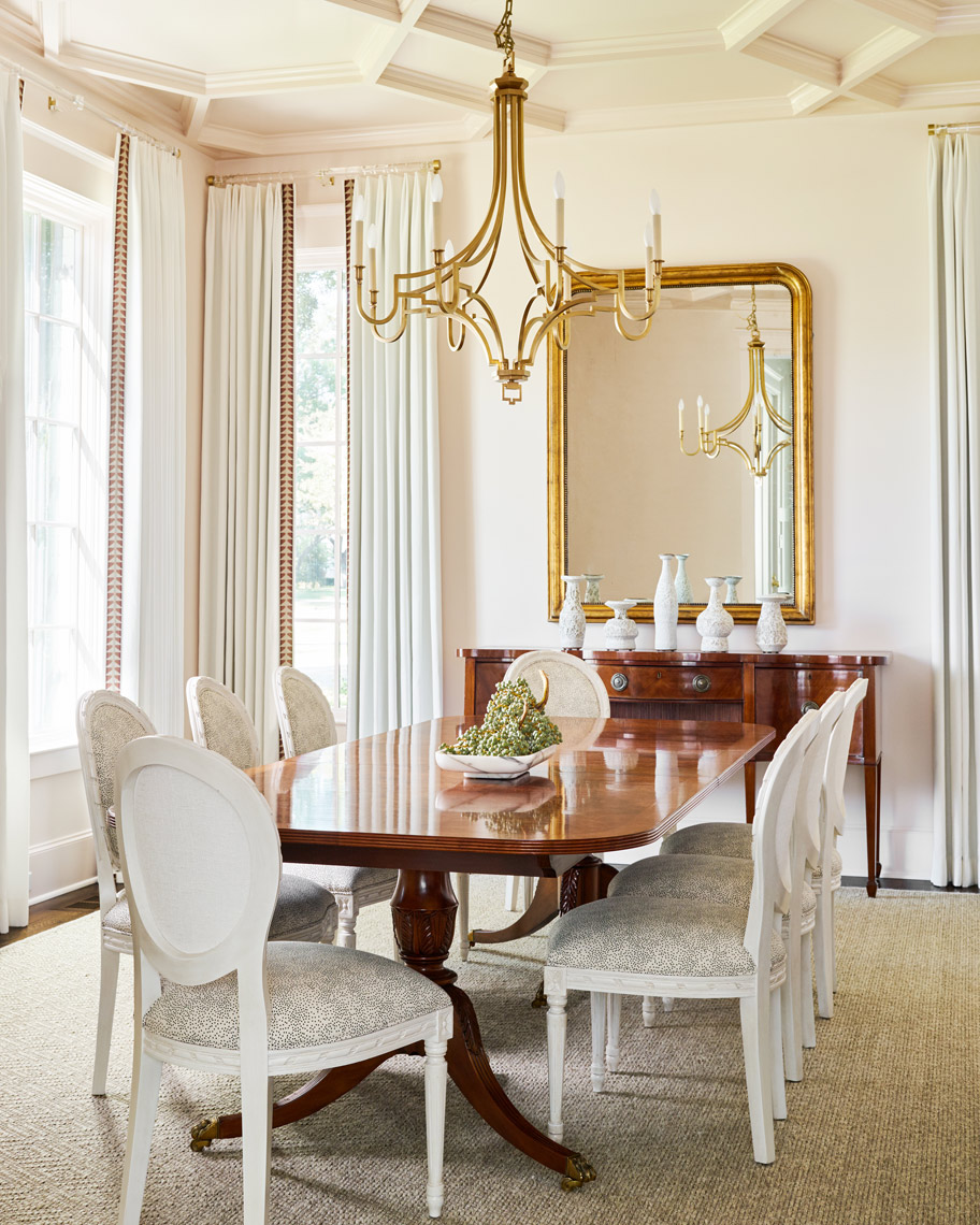 Stephen Karlisch Colgate Project Dining Room