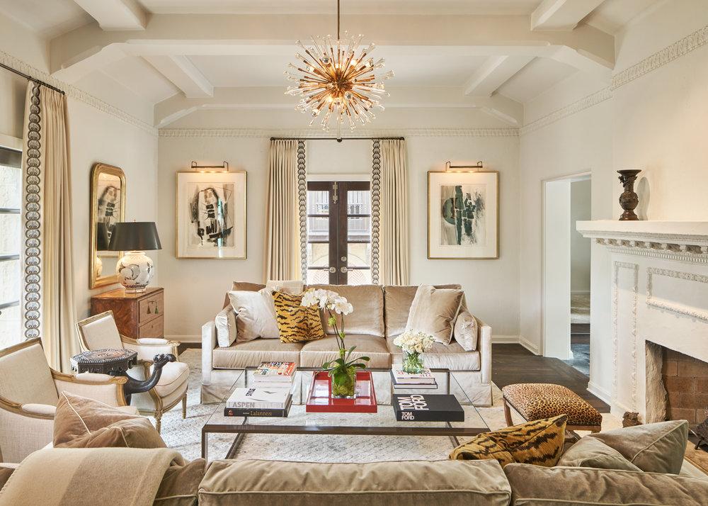 San Antonio - private residence / design by melissa morgan