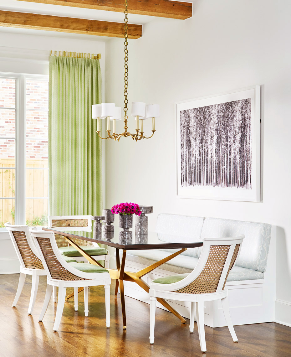 Stephen Karlisch Colgate Project Breakfast Room