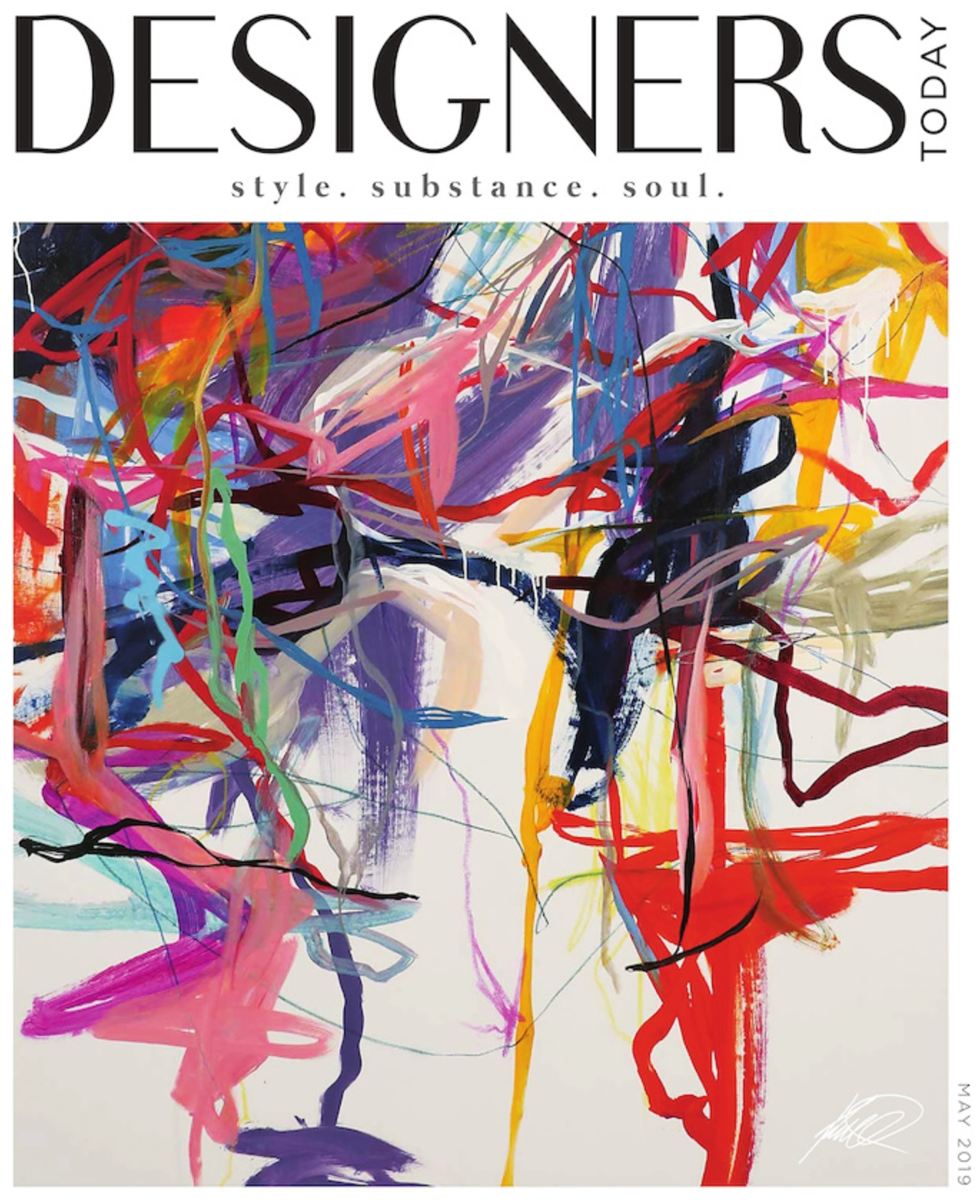 May 2019 Issue of Designers Today