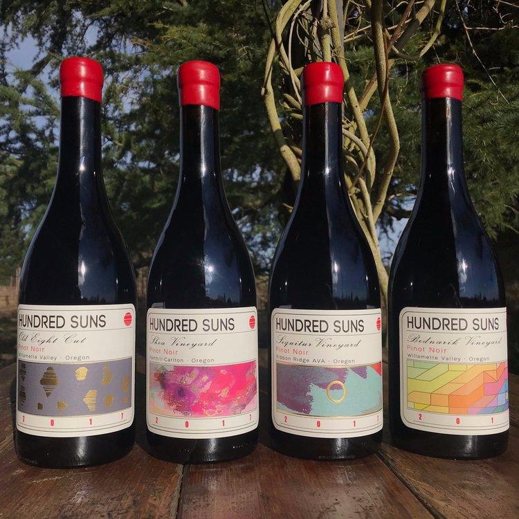 Friday Night Tasting: Hundred Suns Wines -