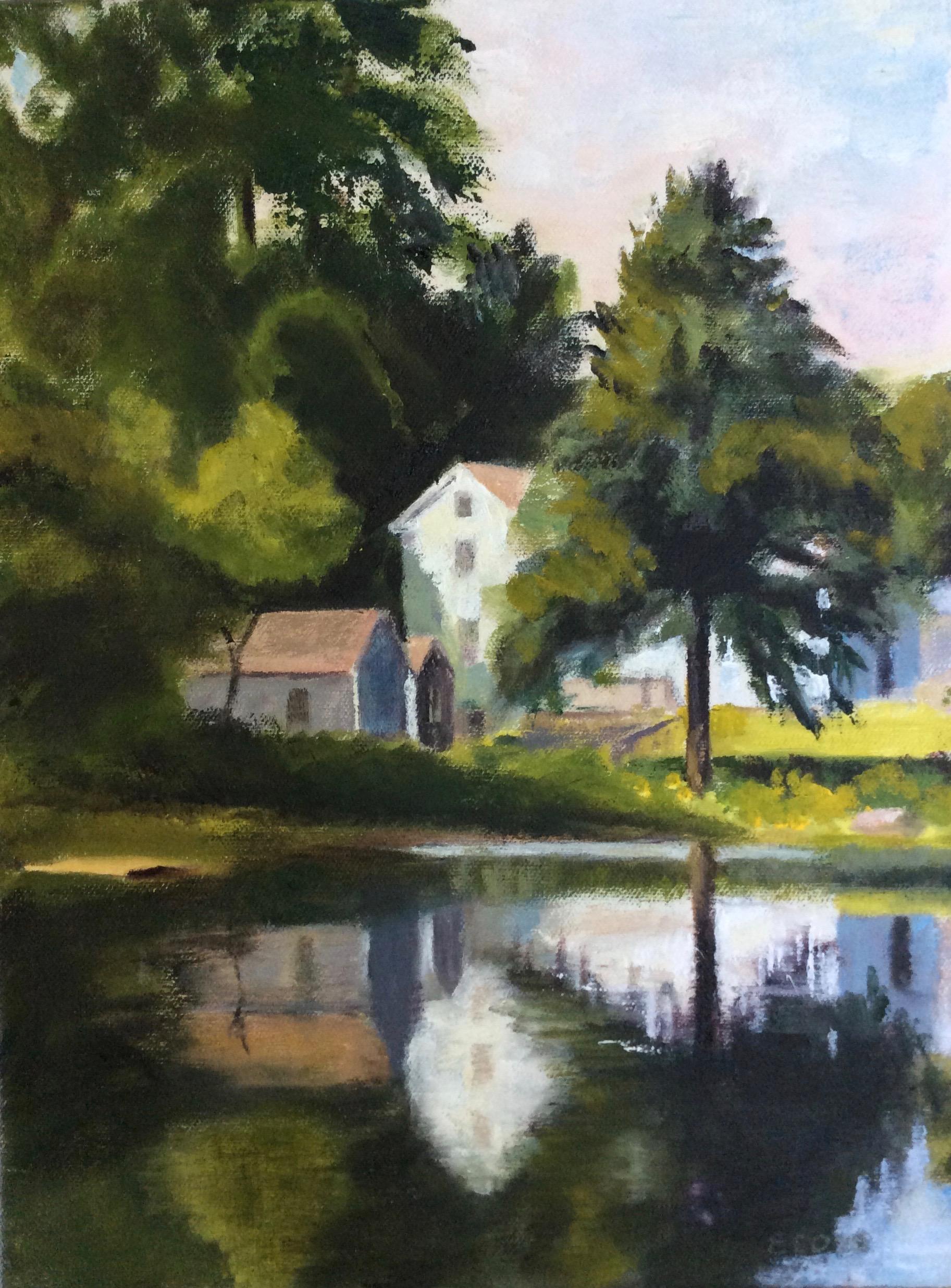 Adamsville Pond