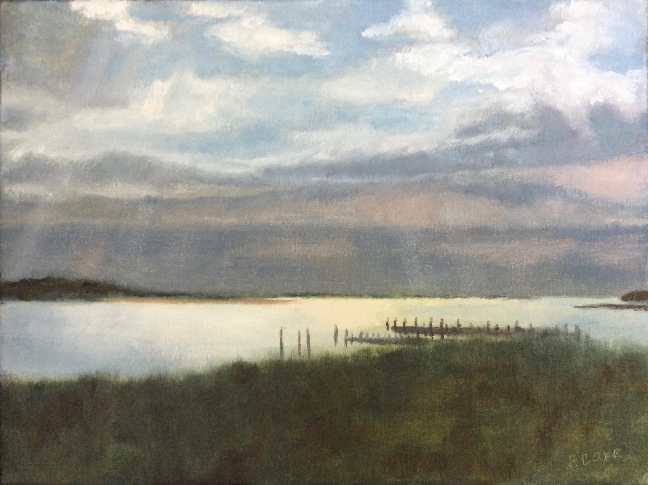 Sun-Kissed Harbor