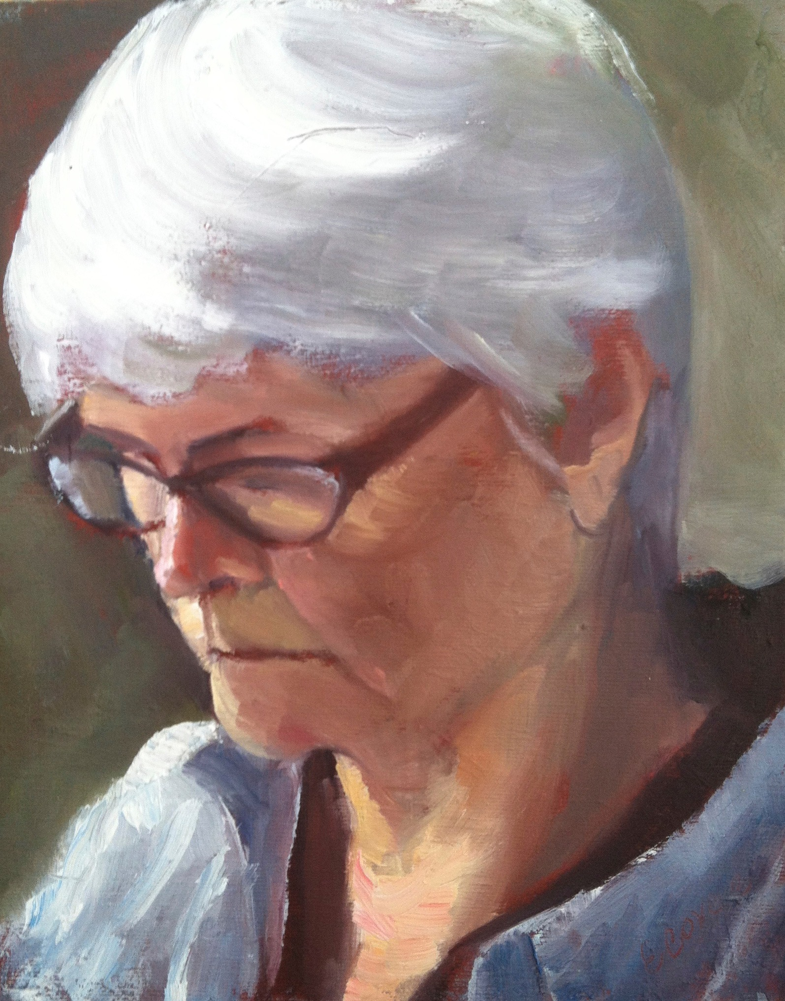 Judy Reading