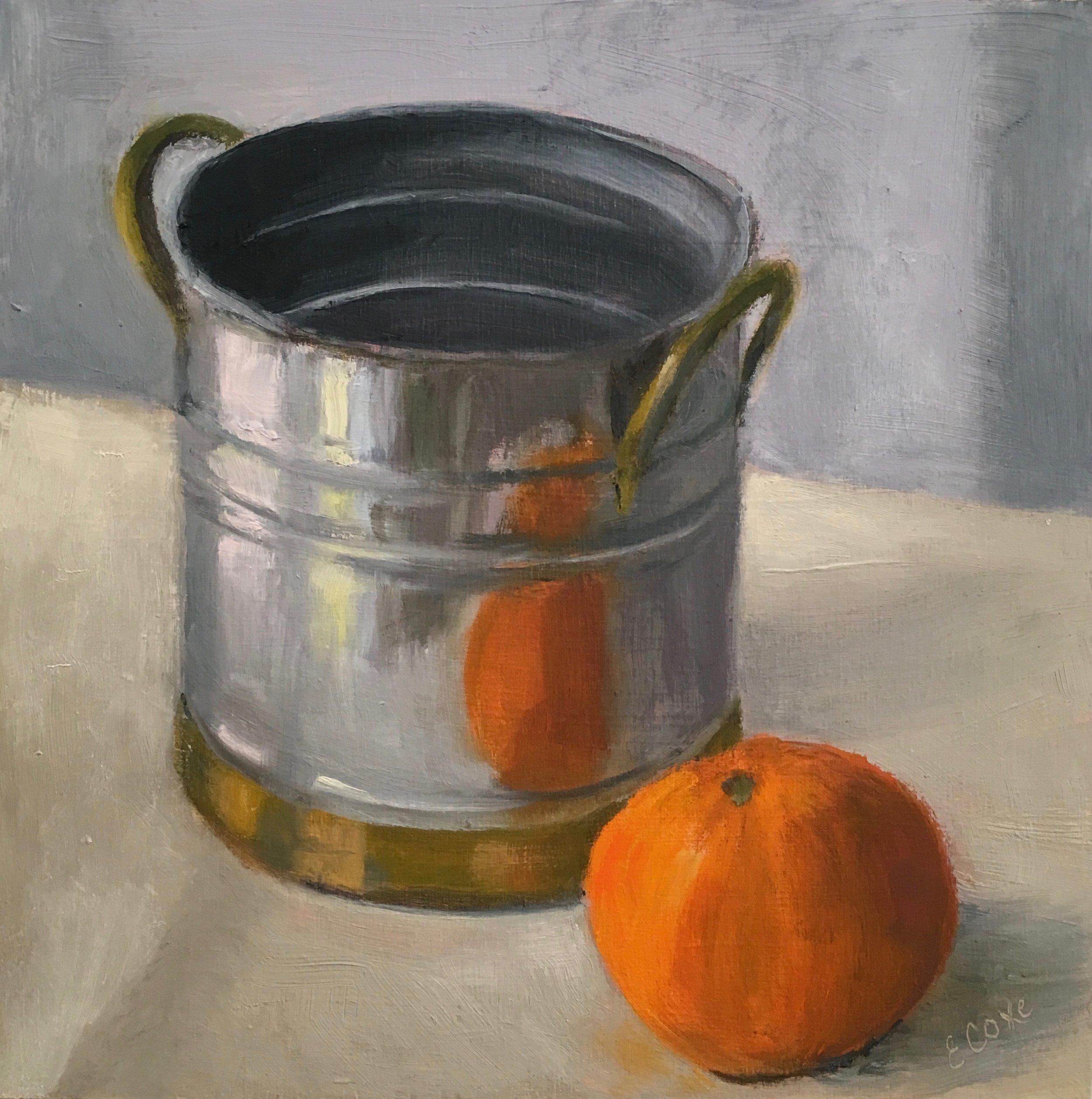 Tin Pot and Mandarin