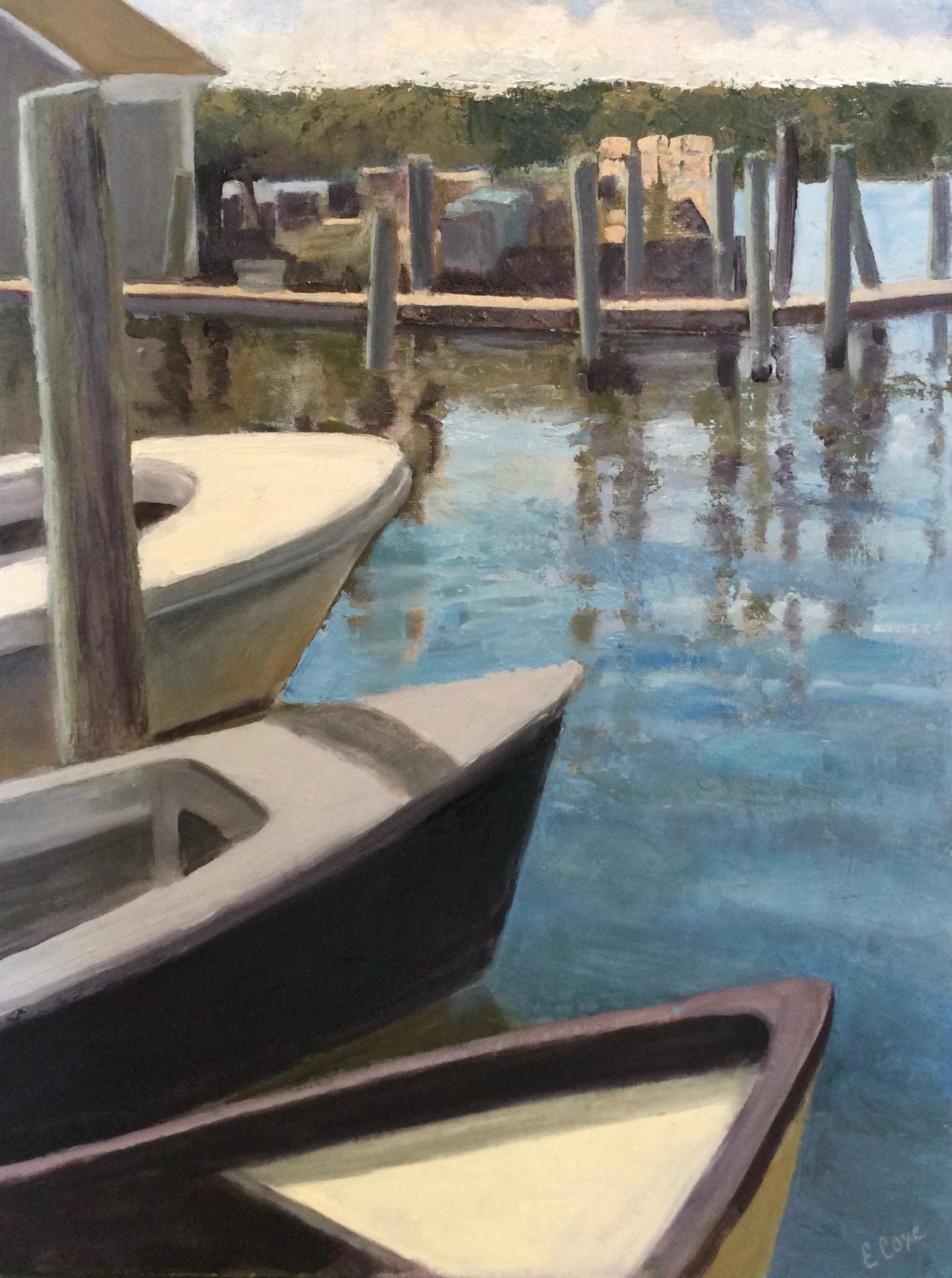 Three Boat Bows