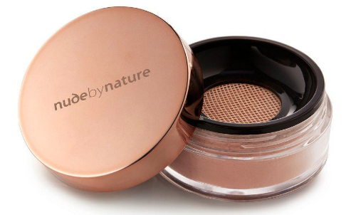 """1. Radiant loose Powder Foundation - In the shade """"Ivory"""""""