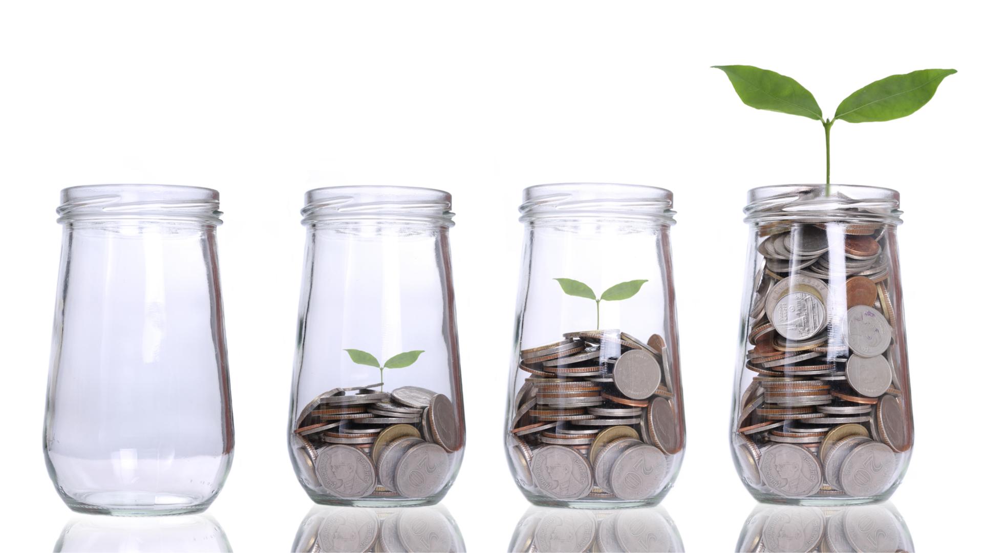 Jars with money in them.jpg