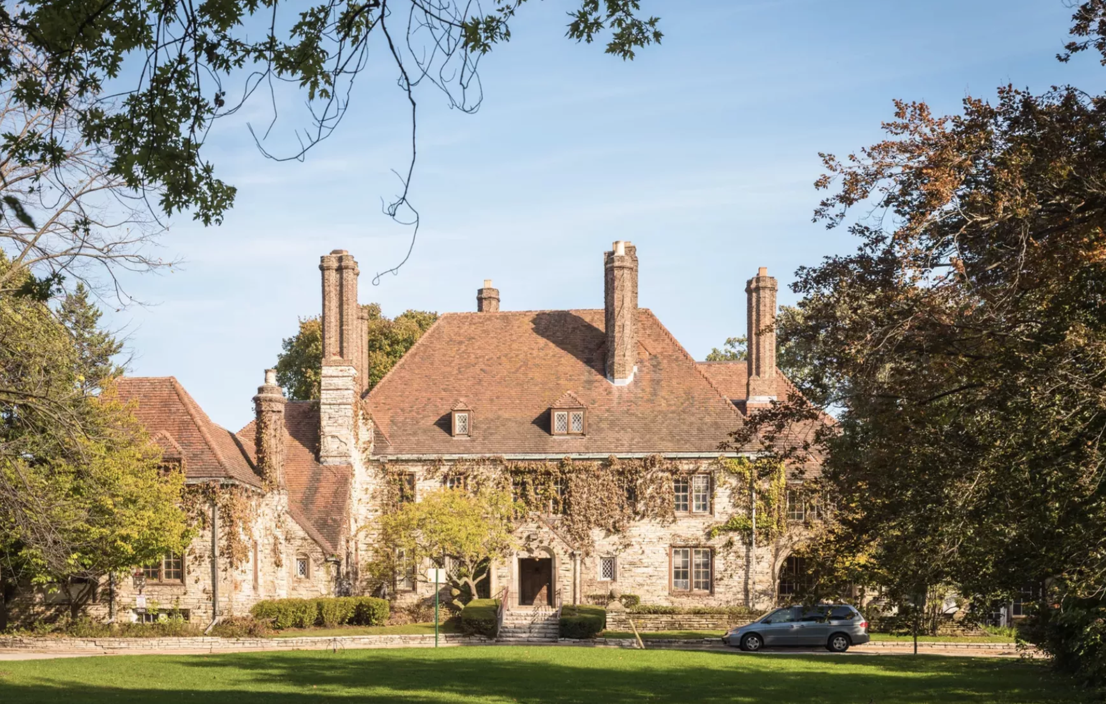 Evanston's Harley Clarke Mansion won't face the wrecking ball after all.