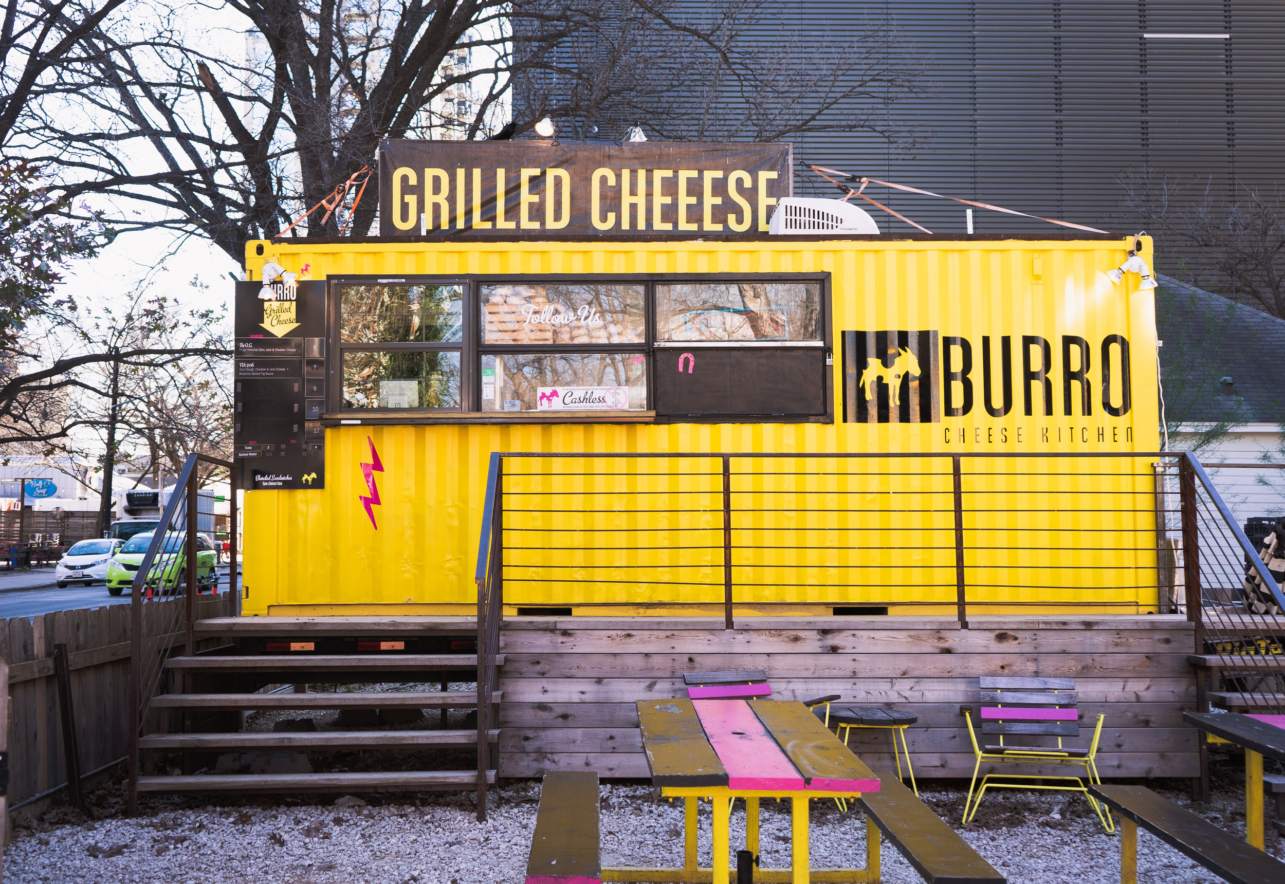 Burro Cheese Kitchen Rainey Street Location