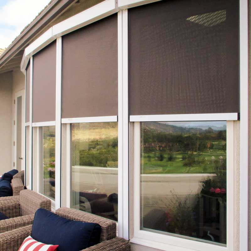 Security Screen Door (Tru-View™ and ViewGuard™)