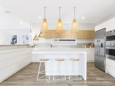 BESPOKE DESIGNs - Our talented team offers complete transparency when it comes to the design process of your granny flat.