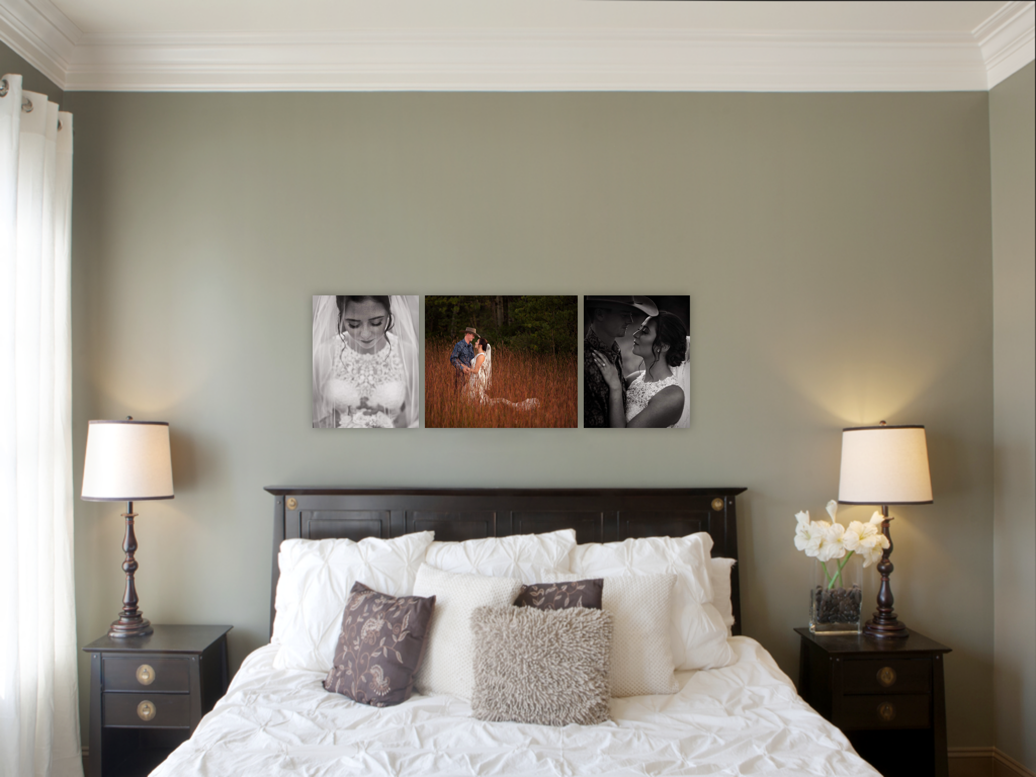 Wall Collections - Group your favorite portraits together in a wall collection to make a big impact, fill up that empty wall space and save!From $1399