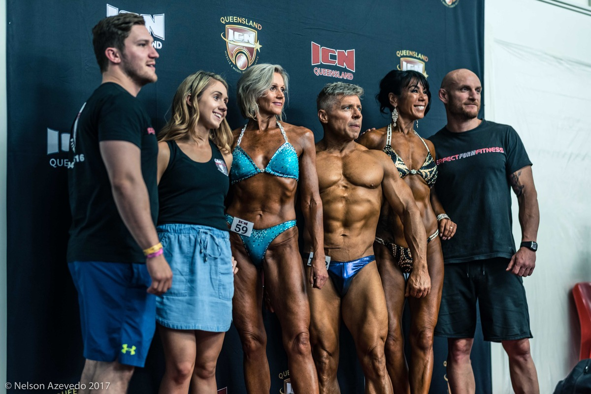 Body Building Competitions -