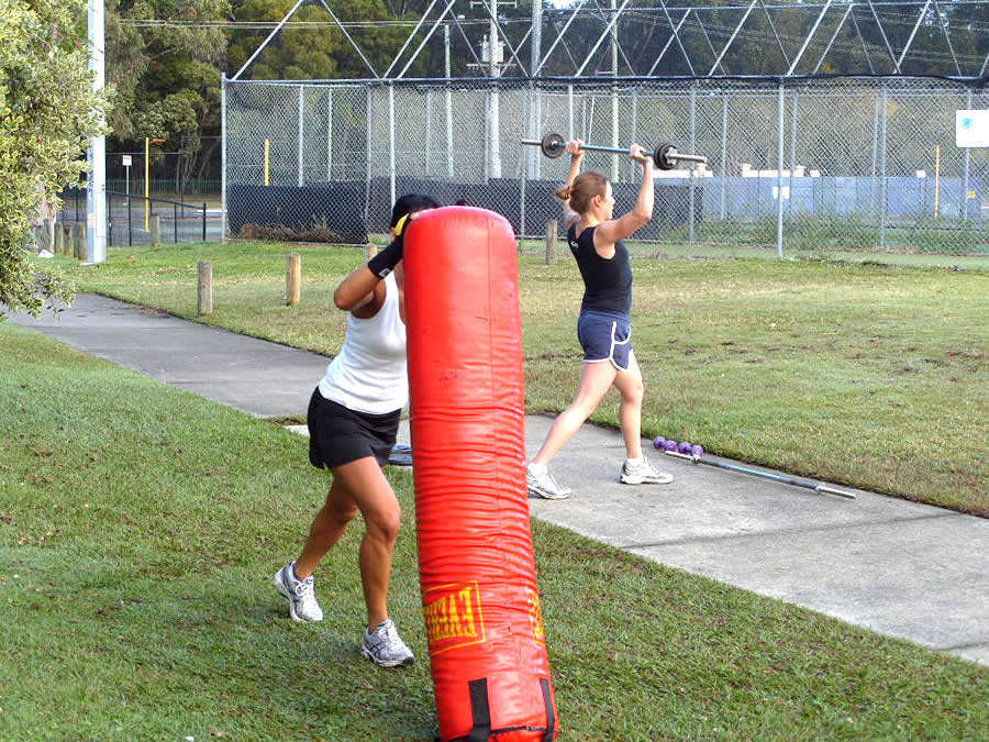Mobile Fitness / Bootcamps -