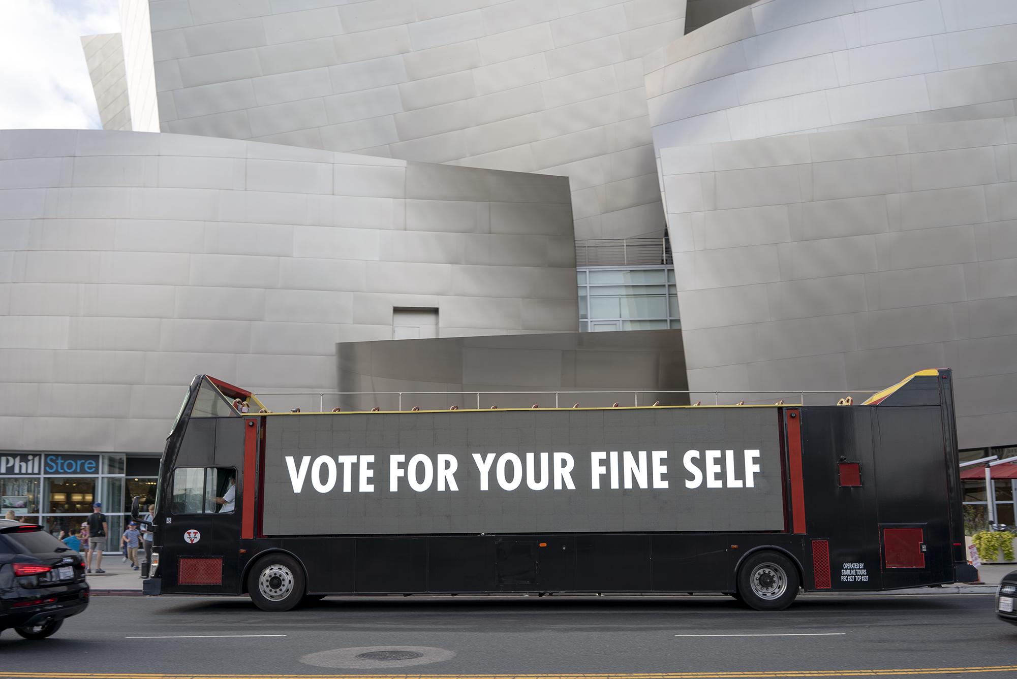 VOTE YOUR FUTURE (2018)