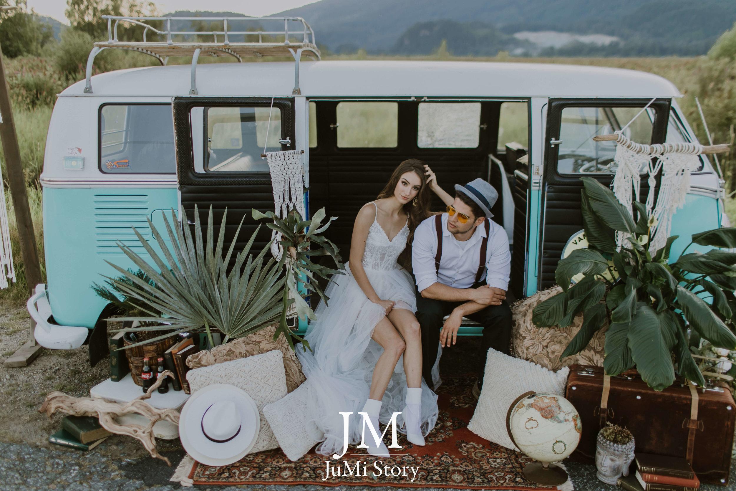 Photography - Jumi Story
