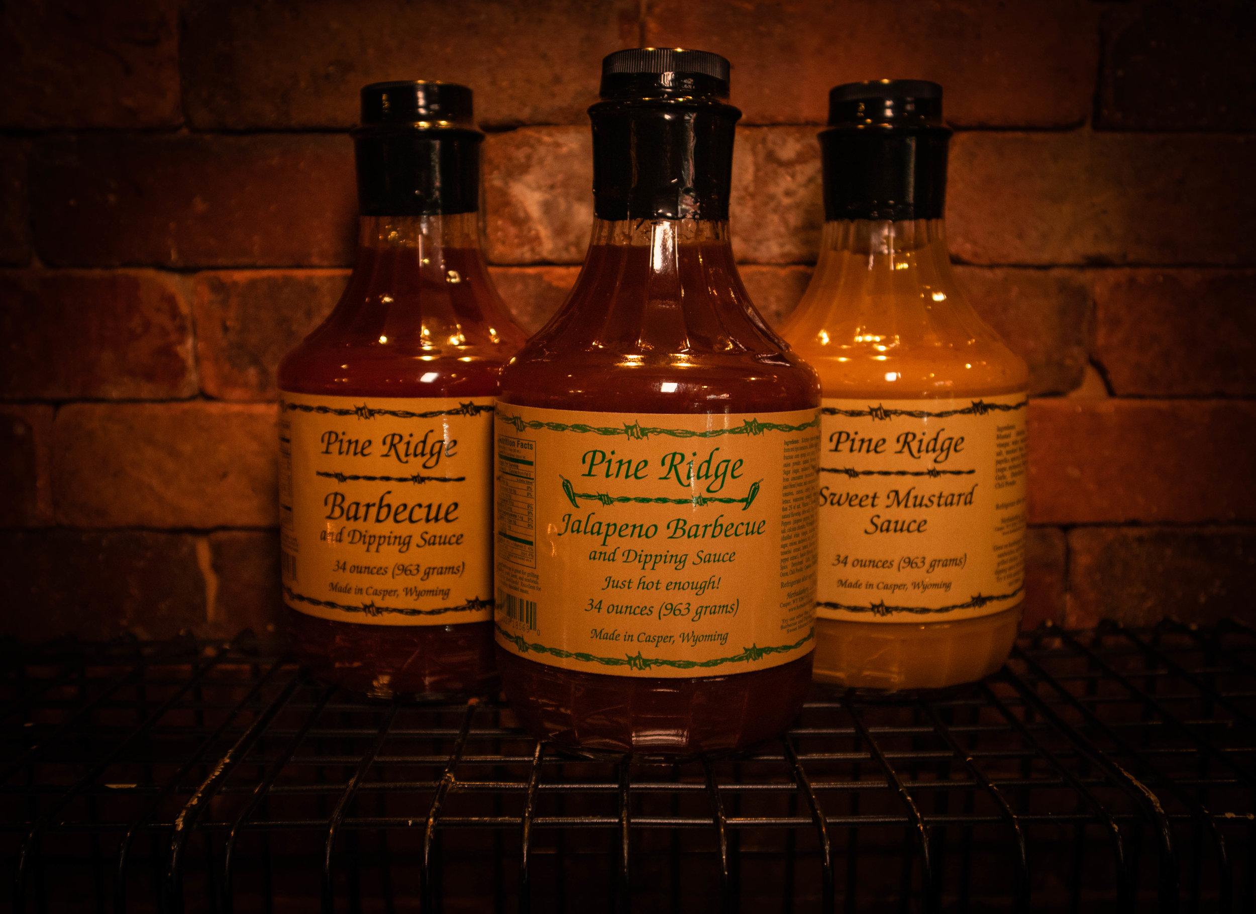 Pine Ridge BBQ and Dipping Sauce Shop