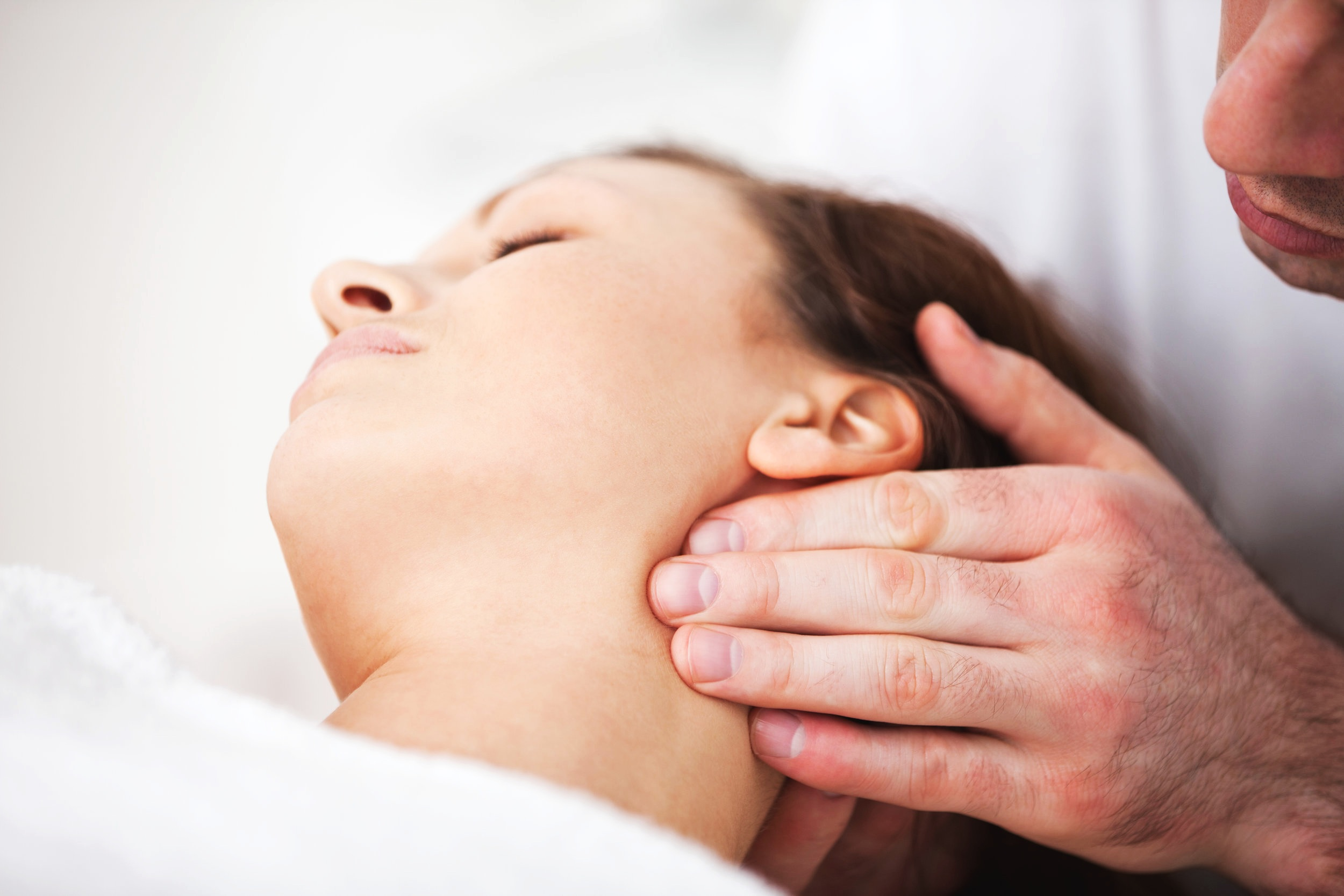 CranioSacral Therapy -