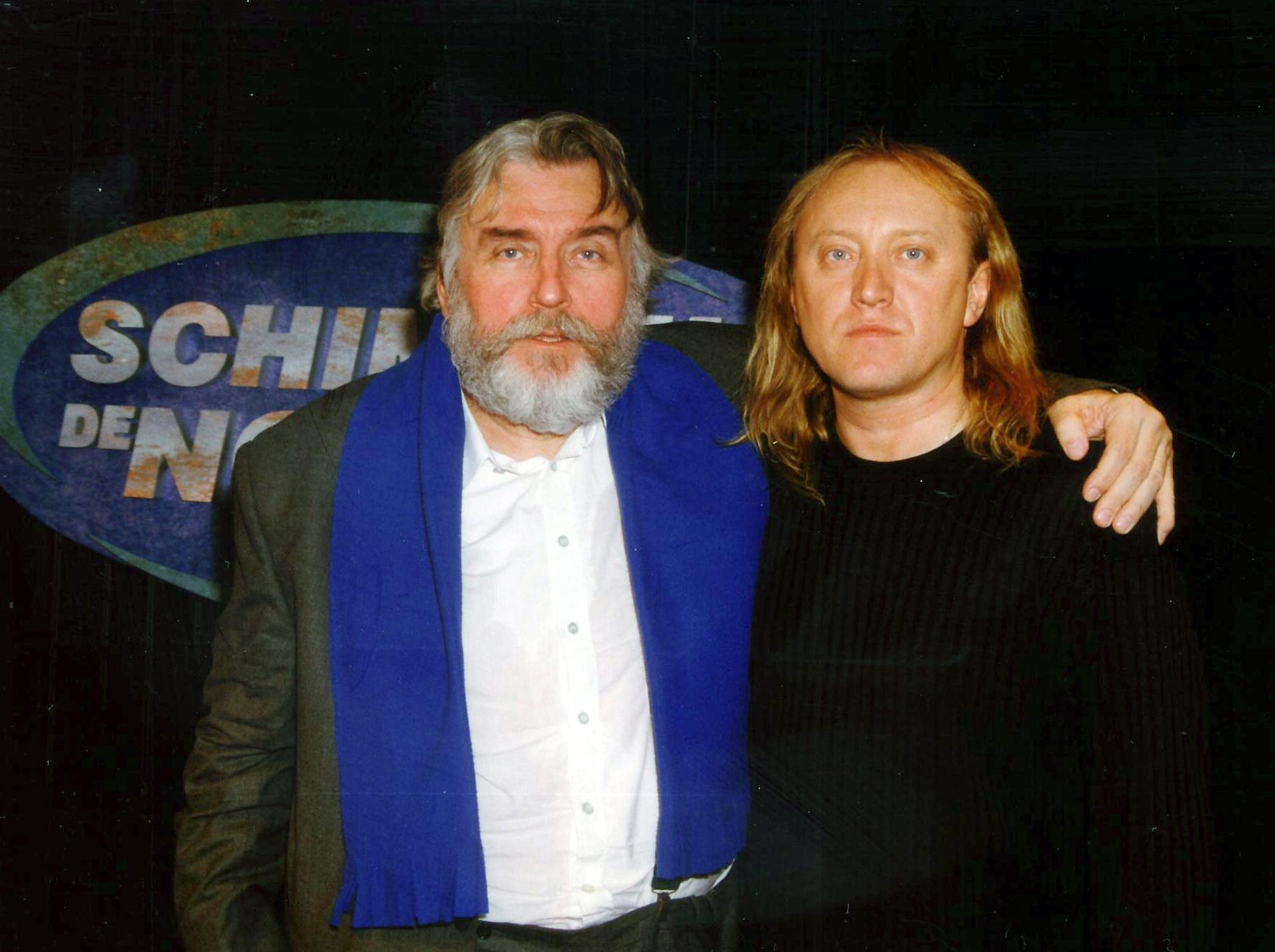 Cu Adrian PAUNESCU - Emisiunea 'Schimbul de noapte' (dec. 1998)