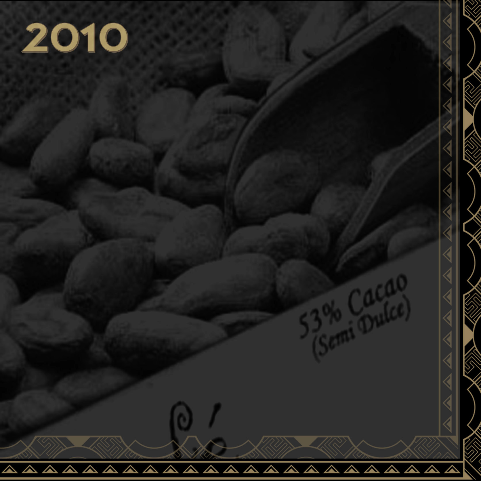While living in Colombia, Daniel could not find good chocolate like he was used to getting in his native California. For that reason he started making these Café y Narajana chocolate bars, one crafted with coffee beans and the other flavored with orange. He soon found that other people enjoyed his chocolates too, so he started a little business venture making and selling chocolate bars in Colombia. -