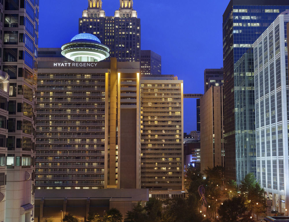 HYATT REGENCY DOWNTOWN ATLANTA - Hyatt Regency Atlanta - $159 per night plus tax (no code needed)
