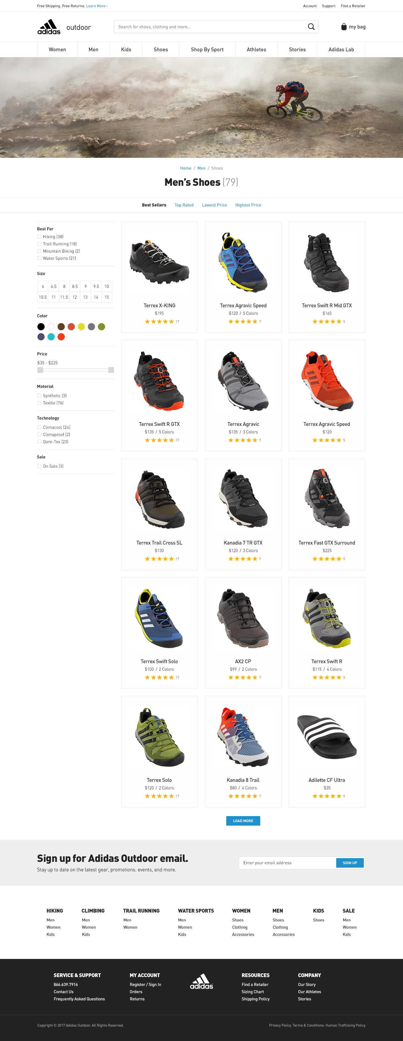 Product Category: Men's Shoes