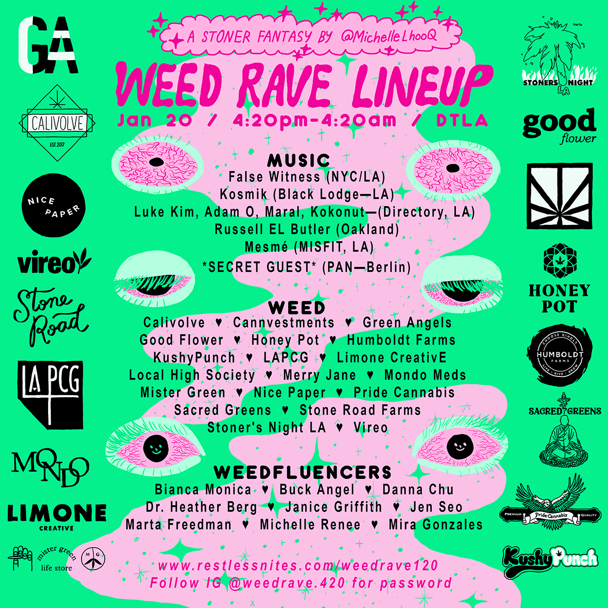 weed-rave-los-angeles-lineup-flyer.png