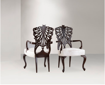 Wedding Arm Chair -