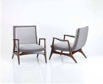 Tulsi Arm Chair -