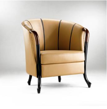 INOX Arm Chair -