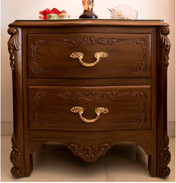 Marker Bedside Table -