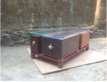 Chest Coffee Table -