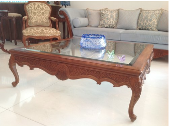 Marker Coffee Table -