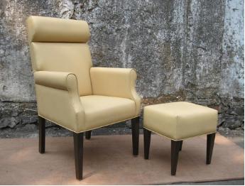 Pradeep Arm Chair -