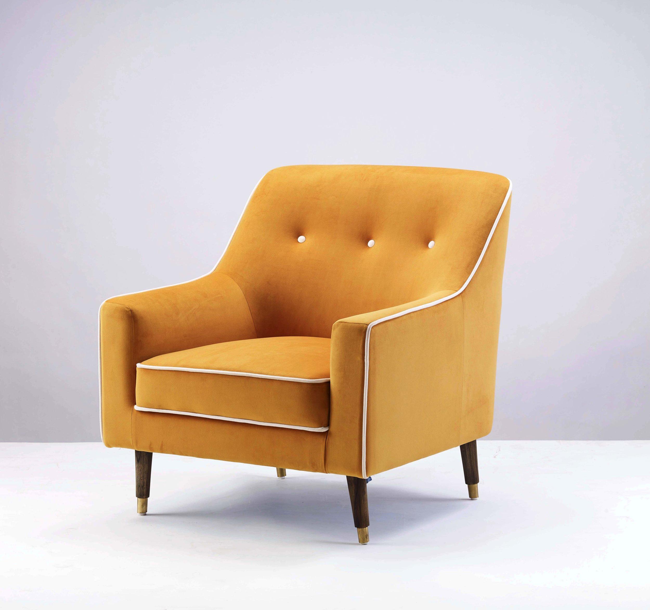 Manoj Arm Chair -