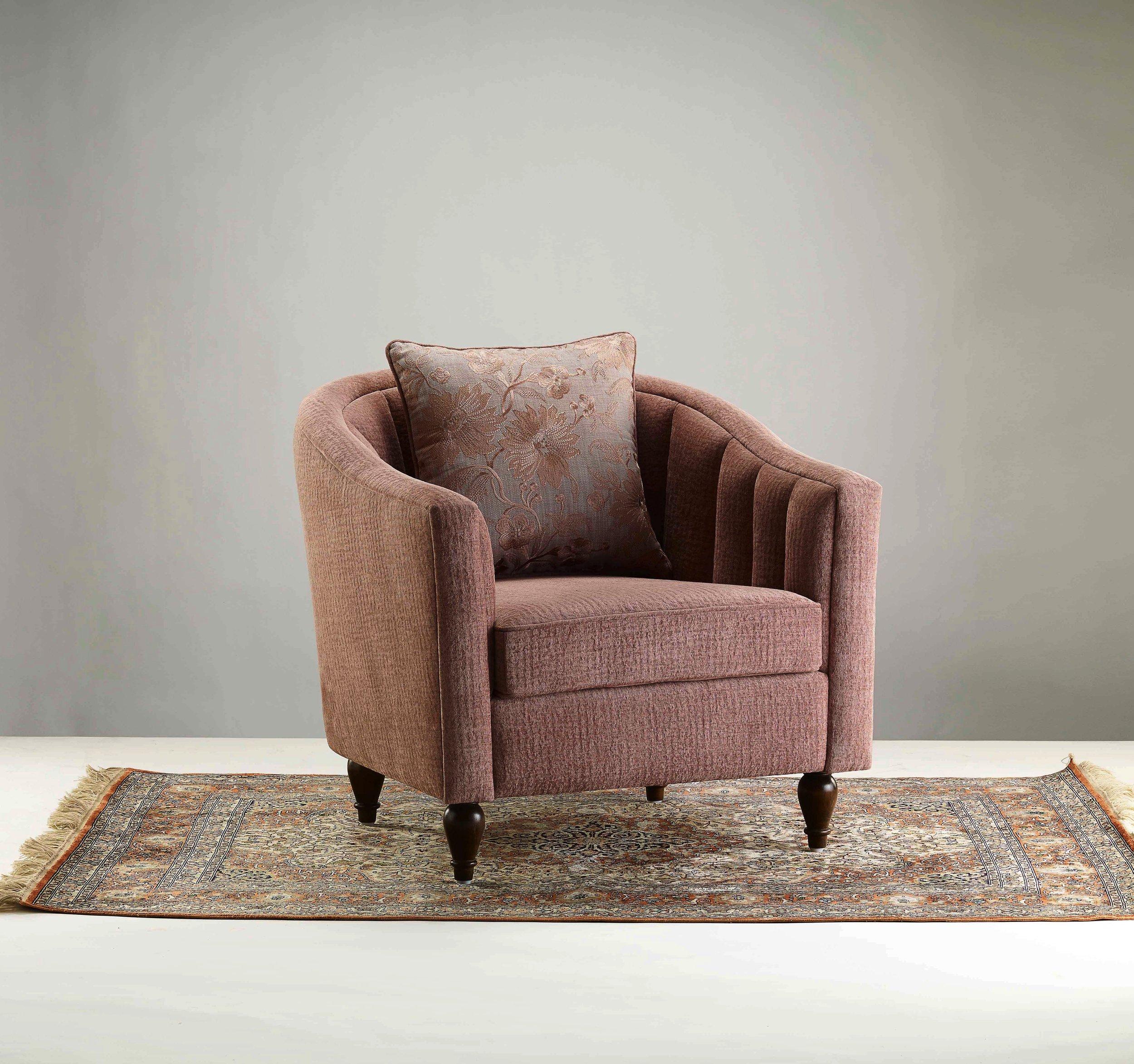 Prasanna Arm Chair -