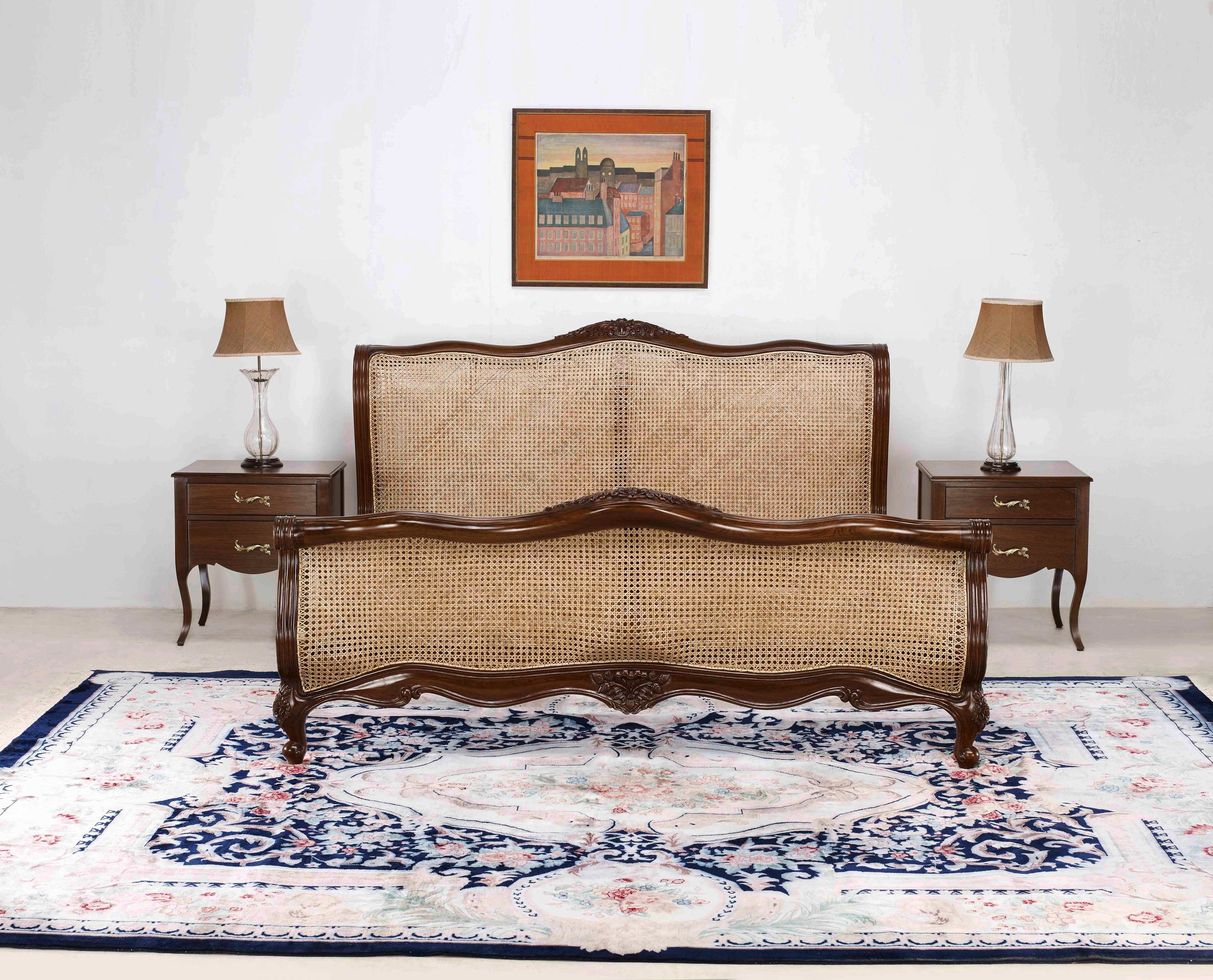 Shaan Bed -