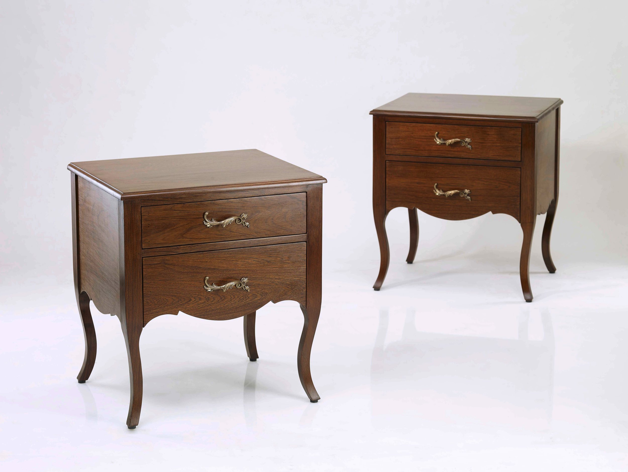 Shaan Bedside Tables -