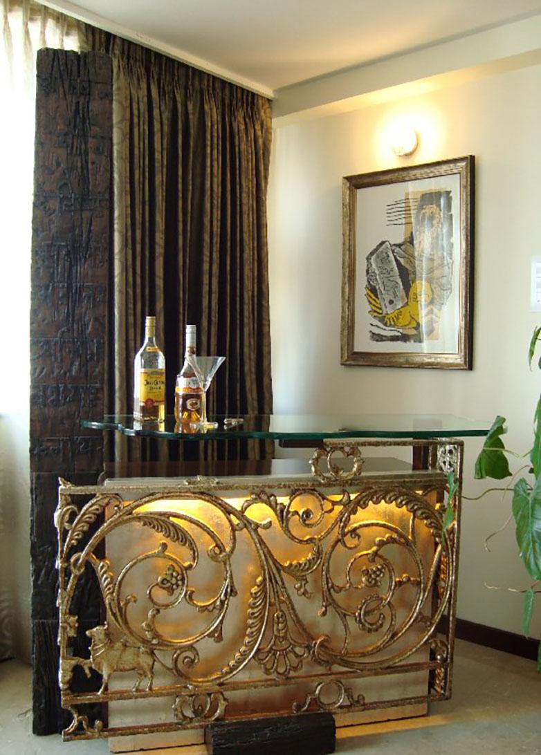 Nandi Grill bar -